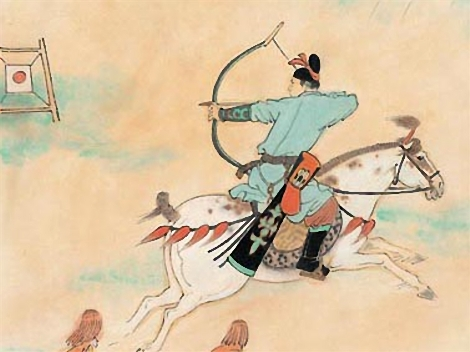 Chinese ancient archery