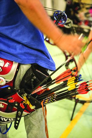 Archery lovers in China | China Archery