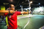 Chinese archers are targeting more publicity to help their sport grow. Photo by Li Hao,GT